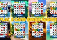 Play Bingo Games on the Internet