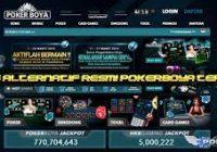 Mendaftar Adalah Kunci Untuk Dapat Bermain Judi Di Situs Pokerboya